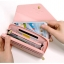 [ Pre-Order ] - กระเป๋าสตางค์แฟชั่น สไตล์เกาหลี สีเขียวมิ้นต์ ใบใหญ่(รุ่นใหม่หนังสวย) แต่งมงกุฎ งานหนังอัดลายสวยน่ารัก น่าใช้มากๆค่ะ thumbnail 13