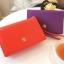 [ พร้อมส่ง ] - กระเป๋าสตางค์แฟชั่น สไตล์เกาหลี สีม่วงสุดชิค ใบยาว แต่งกระรอกน้อย งานสวยน่ารัก น่าใช้มากๆค่ะ thumbnail 6