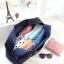กระเป๋าใส่เสื้อผ้าเดินทาง พับเก็บได้ มี 4 สี thumbnail 8