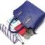 [ พร้อมส่ง ] - กระเป๋าแฟชั่น ถือ&สะพาย สีดำคลาสสิค ทรงตั้งได้ ดีไซน์แบรนด์ดัง สไตล์ยุโรป หรูดูดีไม่ซ้ำใคร ช่องใส่ของเยอะ thumbnail 20