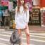 [ พร้อมส่ง Hi-End ] - กระเป๋าเป้แฟชั่น นำเข้าสไตล์เกาหลี สีเทาคลาสสิค สุดเท่ ดีไซน์สวยเก๋ไม่ซ้ำใคร สวยสุดมั่น เหมาะกับสาว ๆ ที่ชอบกระเป๋าเป้และสะพายได้ งานเนี้ยบสวยมากค่ะ thumbnail 21