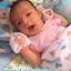 [แพค 3 ตัว] เสื้อเด็กทารกแรกเกิด ผูกหลัง ผ้ายืด คละลาย thumbnail 2