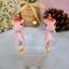 Pink Unicorn ต่างหู ม้ายูนิคอร์น สีชมพู thumbnail 2