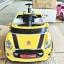 รถเก๋งมือโยกมินิคูเปอร์มีด้ามเข็มสีเหลือง thumbnail 4