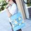 [ พร้อมส่ง ] - กระเป๋าแฟชั่น นำเข้าสไตล์เกาหลี ถือ&สะพายไหล่ ดีไซน์น่ารักเก๋ๆ สีสันสดใส น้ำหนักเบา ช่องใส่ของเยอะ เหมาะกับทุกโอกาส thumbnail 43