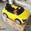 รถเก๋งออดี้2มอเตอร์สีเหลือง thumbnail 4