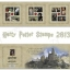 Harry Potter Stamps 2013 thumbnail 1