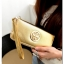 [ พร้อมส่ง ] - กระเป๋าสตางค์แฟชั่น สไตล์เกาหลี สีบรอนซ์ทอง ใบยาว หนัง Saffiano แต่งโลโก้ สไตล์แบรนด์ดัง งานสวยโดดเด่น น่าใช้มากๆค่ะ thumbnail 9