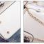 [ Pre-Order ] - กระเป๋าแฟชั่น ถือสะพาย สีขาวครีม ทรง Retro สุดแนว ดีไซน์สวยเก๋ๆ เท่ๆ แอบเปรี้ยว ดูดี โดดเด่นไม่ซ้ำใคร thumbnail 28