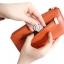 [ พร้อมส่ง ]] - กระเป๋าสตางค์แฟชั่น สีชมพูเข้ม ซิปรอบปิดตัว L ใบยาว ดีไซน์สวยคลาสสิค ช่องเยอะ งานสวย น่าใช้มากๆค่ะ thumbnail 23