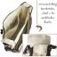 กระเป๋าเด็กอ่อน ใส่สัมภาระลูก Set 5 ชิ้น สีกรมท่า thumbnail 2
