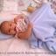ผ้าห่มเด็กอ่อน ขนฟูนุ่มนิ่ม Attoon ขนาด 40 * 30 นิ้ว thumbnail 2