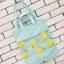 [ พร้อมส่ง ] - กระเป๋าแฟชั่น นำเข้าสไตล์เกาหลี ถือ&สะพายไหล่ ดีไซน์น่ารักเก๋ๆ สีสันสดใส น้ำหนักเบา ช่องใส่ของเยอะ เหมาะกับทุกโอกาส thumbnail 10