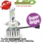 ไฟหน้า LED ขั้ว H4 Cree 3 ดวง 30W 3000lm thumbnail 1