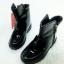 รองเท้าบู๊ทสั้น เท่ห์ๆ สีดำ มีทุกขนาด Size 28-33 thumbnail 1