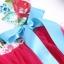 ชุดเดรสกระโปรงเด็กหญิงวินเทจ วัย 2-5 ขวบ (สูง 90-100 ซม.) thumbnail 3