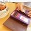 [ พร้อมส่ง ] - กระเป๋าสตางค์แฟชั่น สไตล์เกาหลี สีน้ำตาลเข้ม ใบยาว แต่งกระรอกน้อย งานสวยน่ารัก น่าใช้มากๆค่ะ thumbnail 2
