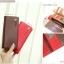 [ พร้อมส่ง ] - กระเป๋าสตางค์แฟชั่น สไตล์เกาหลี สีน้ำตาลเข้ม ใบยาว แต่งกระรอกน้อย งานสวยน่ารัก น่าใช้มากๆค่ะ thumbnail 10
