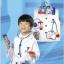 ชุดอาชีพในฝันเด็ก นักบินอวกาศ/แอร์โฮเตส/คุณหมอ thumbnail 3