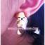 ต่างหูดินปั้น หมาสีครีม Cream Dog Earrings thumbnail 4