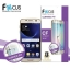 Focus ฟิล์มเต็มจอลงโค้ง (CURVED FIT TPU) Samsung Galaxy C9 Pro thumbnail 1