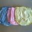 [แพค 3 ตัว] กางเกงเด็กทารกแรกเกิด ผ้าป่าน thumbnail 1