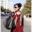 [ ลดราคา ] - กระเป๋าแฟชั่น นำเข้าสไตล์เกาหลี สีดำ ดีไซน์เก๋ไม่ซ้ำแบบใคร สาวๆชอบกระเป๋าสะพายเท่ๆ ห้ามพลาดใบนี้ thumbnail 15
