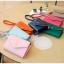 [ พร้อมส่ง ] - กระเป๋าสตางค์แฟชั่น สไตล์เกาหลี สีชมพูเข้ม ใบเล็ก แต่งมงกุฎ งานสวยน่ารัก น่าใช้มากๆค่ะ thumbnail 4