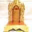 แท่นพระพม่า 6 นิ้ว (งานกระจก) thumbnail 1