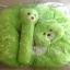 ชุดเบาะนอนเด็ก Nuebabe บีบเล่นมีเสียง เส้นผ้าขนหนูกันไรฝุ่น thumbnail 3