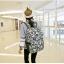 [ พร้อมส่ง ] - กระเป๋าเป้แฟชั่น นำเข้าสไตล์เกาหลี ลายดิจิตดอลโทนสีเขียวเข้ม ใบใหญ่ ดีไซน์สวยเก๋ เท่ไม่ซ้ำใคร thumbnail 10
