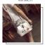 [ Pre-Order ] - กระเป๋าแฟชั่น ถือสะพาย สีขาวครีม ทรง Retro สุดแนว ดีไซน์สวยเก๋ๆ เท่ๆ แอบเปรี้ยว ดูดี โดดเด่นไม่ซ้ำใคร thumbnail 14