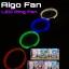 Aigo 12cm LED Ring Fan thumbnail 1