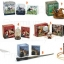 Harry Potter mini toys + Sticker Kit