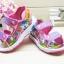 รองเท้าแตะรัดส้นเด็กหญิง มีไฟกระพริบ Size 18-23 thumbnail 3