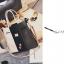 [ ลดราคา ] - กระเป๋าแฟชั่น Set 2 ชิ้น ถือ&สะพาย สีทรีโทนขาวเทาดำ ใบกลางๆ ดีไซน์สวยเก๋ ปรับใช้งานได้หลายสไตล์ thumbnail 13