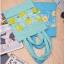 [ พร้อมส่ง ] - กระเป๋าแฟชั่น นำเข้าสไตล์เกาหลี ถือ&สะพายไหล่ ดีไซน์น่ารักเก๋ๆ สีสันสดใส น้ำหนักเบา ช่องใส่ของเยอะ เหมาะกับทุกโอกาส thumbnail 18