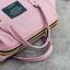 [ ลดราคา ] - กระเป๋าเป้แฟชั่น สไตล์เกาหลี สีทรีโทน ใบใหญ่จุของเยอะ ดีไซน์สไตล์แบรนด์สุดฮิต เหมาะกับสาว ๆ ที่ชอบกระเป๋าเป้ใบใหญ่ๆ แต่น้ำหนักเบา thumbnail 18