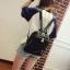 [ พร้อมส่ง HI-End ] - กระเป๋าเป้แฟชั่น สไตล์เกาหลี สีดำคลาสสิค ปักหมุดข้างสุดเก๋ ดีไซน์สวยเท่ๆ งานผ้าร่มไนลอนอย่างดี น้ำหนักเบา น่าใช้มากๆค่ะ thumbnail 11