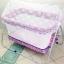 [ส่งฟรี] เปลไกวเด็ก Nuebabe พร้อมชุดเบาะนอนและมุ้งฟรี thumbnail 1