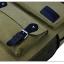 [ พร้อมส่ง ] - กระเป๋าเป้ ผู้ชาย-หญิง ดีไซน์เท่ ๆ สีกากี ใบใหญ่จุใจ ช่องใส่ของเยอะ ใส่ Notebook I-Pad ได้ เหมาะสำหรับพกพา thumbnail 10