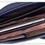 [ พร้อมส่ง ]] - กระเป๋าสตางค์แฟชั่น สีชมพูเข้ม ซิปรอบปิดตัว L ใบยาว ดีไซน์สวยคลาสสิค ช่องเยอะ งานสวย น่าใช้มากๆค่ะ thumbnail 13