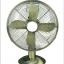 """พัดลมโบราณ GoldView 16"""" Metal Stand Fan (FT-40MC) แบบเตี้ย thumbnail 1"""