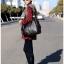 [ ลดราคา ] - กระเป๋าแฟชั่น นำเข้าสไตล์เกาหลี สีดำ ดีไซน์เก๋ไม่ซ้ำแบบใคร สาวๆชอบกระเป๋าสะพายเท่ๆ ห้ามพลาดใบนี้ thumbnail 17