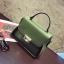 [ Pre-Order ] - กระเป๋าแฟชั่น ถือ/สะพาย สีเขียว ทรงสี่เหลี่ยม ใบเล็กกระทัดรัด ดีไซน์สวยเรียบหรู ดูดี งานหนังคุณภาพ คุ้มค่าการใข้งาน thumbnail 10