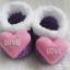 รองเท้าบู๊ทสั้น (หัวใจสีแดง) thumbnail 5