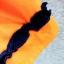 ชุดกระโปรงหนูน้อย คาดเอวด้วยดอกไม้จิ๋วน่ารัก thumbnail 4