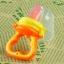 ซิลิโคนใส่ผลไม้ จุกดูดผลไม้กินเอง Nana Baby สำหรับเด็กวัย 6-18 เดือน thumbnail 11