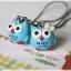 Cute owl [blue] thumbnail 3