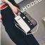 [ ลดราคา ] - กระเป๋าแฟชั่น Set 2 ชิ้น ถือ&สะพาย สีทรีโทนขาวเทาดำ ใบกลางๆ ดีไซน์สวยเก๋ ปรับใช้งานได้หลายสไตล์ thumbnail 10